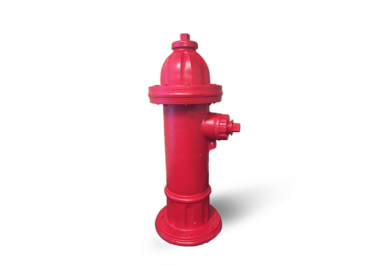 DOGIPARK Fire Hydrant (#7731-RED)